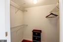 Spacious Walk-in Closet - 616 E ST NW #1201, WASHINGTON