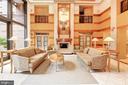 Impressive Lobby Sitting Room - 616 E ST NW #1201, WASHINGTON