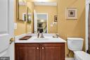 Lower Level Full Bath - 6541 BOX ELDER LOOP, GAINESVILLE