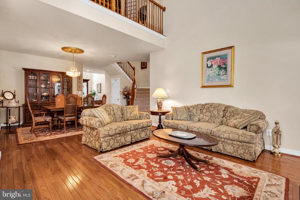 Living/Dining Room - 6541 BOX ELDER LOOP, GAINESVILLE