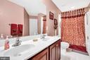 Upper Level Full Bath - 6541 BOX ELDER LOOP, GAINESVILLE