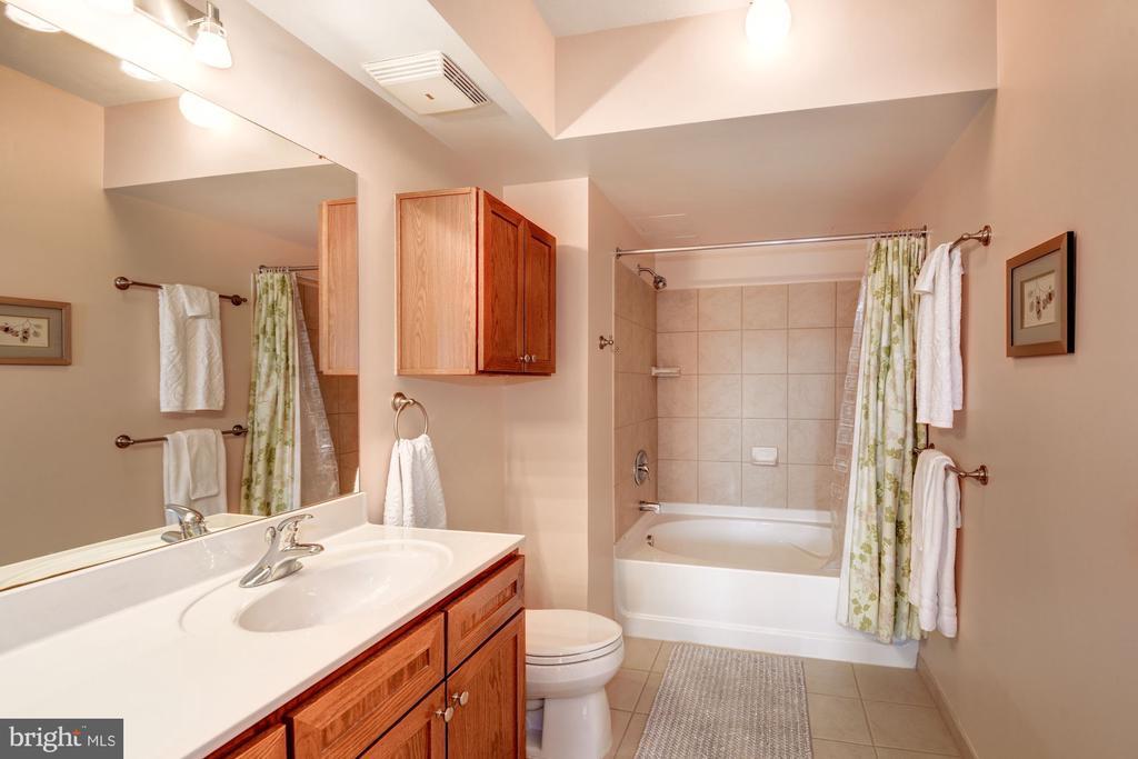 Roomy Bathroom w/ Over-sized Vanity - 616 E ST NW #1201, WASHINGTON