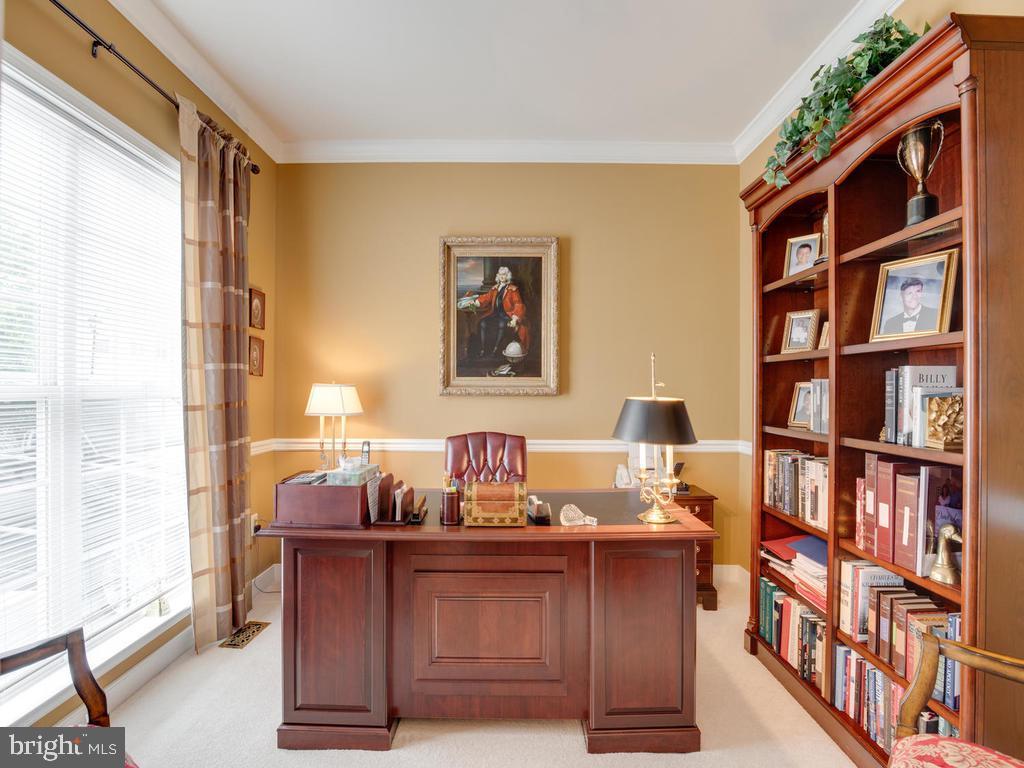 Study/Office- 1st Floor - 8853 WARM GRANITE DR #35, COLUMBIA