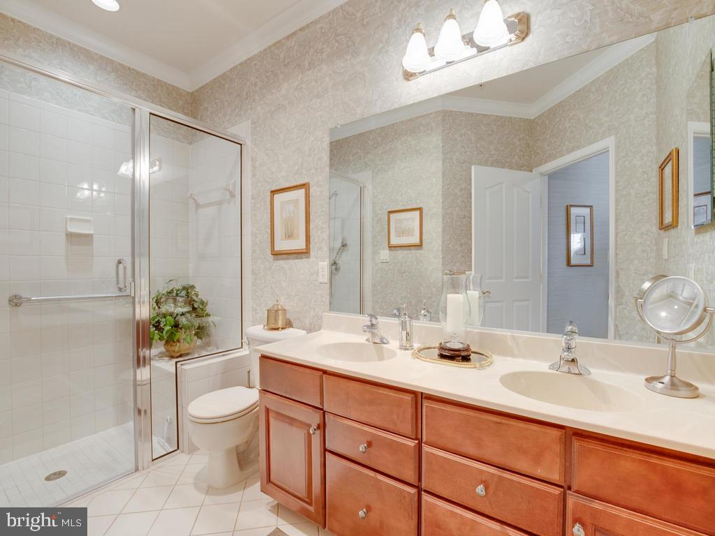Master Bath-1st Floor - 8853 WARM GRANITE DR #35, COLUMBIA