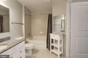 Bathroom - 3600 S GLEBE RD S #428W, ARLINGTON