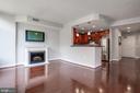 Large 1 bedroom + den.   Gorgeous living area - 3600 S GLEBE RD S #428W, ARLINGTON