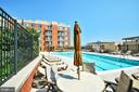 Communit pool - 3600 S GLEBE RD S #428W, ARLINGTON