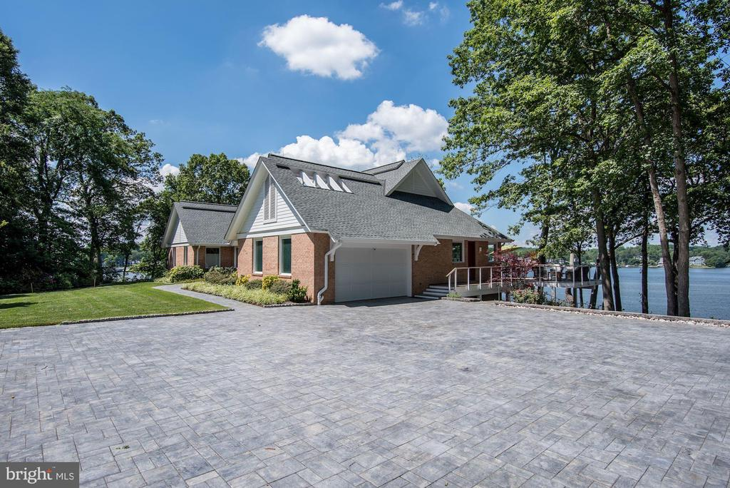 Waterside Paver Parking & Front Walk - 2920 SOUTHWATER POINT DR, ANNAPOLIS
