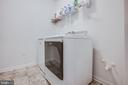 Main level laundry - 400 CONEFLOWER LN, STAFFORD