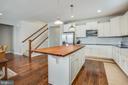 Wood floors throught - 400 CONEFLOWER LN, STAFFORD