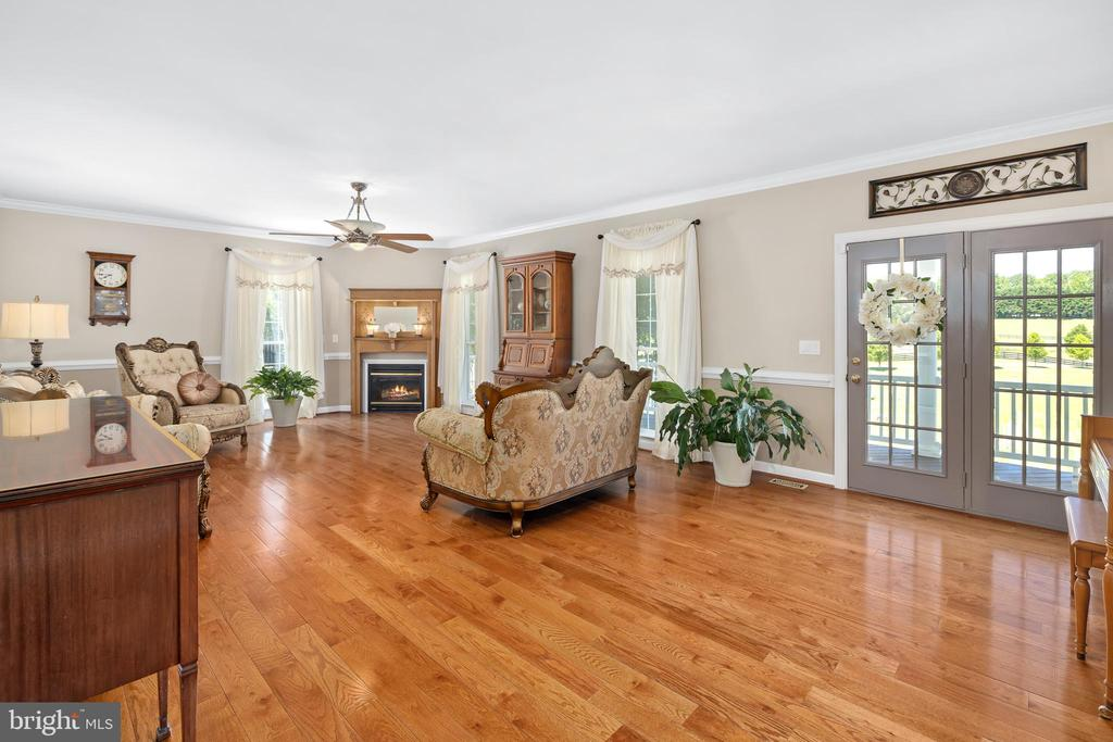 LOVELY FRENCH DOORS - 228 ROCK HILL CHURCH RD, STAFFORD