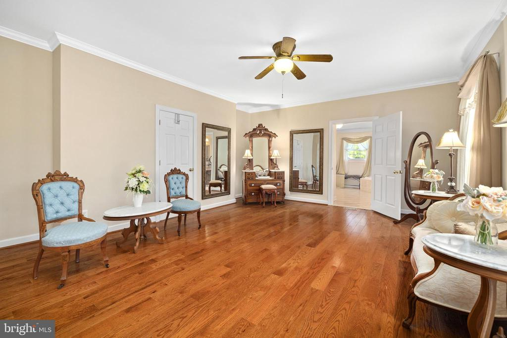 HUGE MASTER BEDROOM-CURRENTLY THE BRIDAL SUITE - 228 ROCK HILL CHURCH RD, STAFFORD