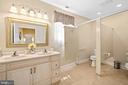A THIRD BATHROOM WITH STALLS! - 228 ROCK HILL CHURCH RD, STAFFORD