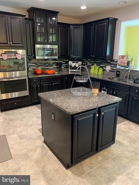 Cherry Cabinets, Granite Counters & SS Appliances - 14254 HARO TRL, GAINESVILLE