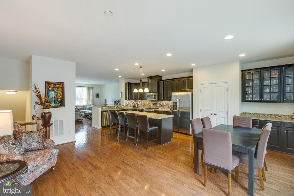 Open floor plan! - 41887 COUNTRY INN TER, ALDIE