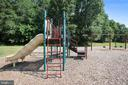 Playground for kids - 21121 FIRESIDE CT, STERLING