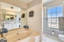 Full Bathroom - 21121 FIRESIDE CT, STERLING