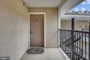 Entrance - 1504 LINCOLN WAY #404, MCLEAN