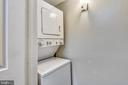 Laundry - 1504 LINCOLN WAY #404, MCLEAN