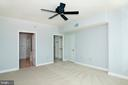Master suite - 5750 BOU AVE #1508, NORTH BETHESDA