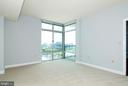 Second bedroom with endless views - 5750 BOU AVE #1508, NORTH BETHESDA