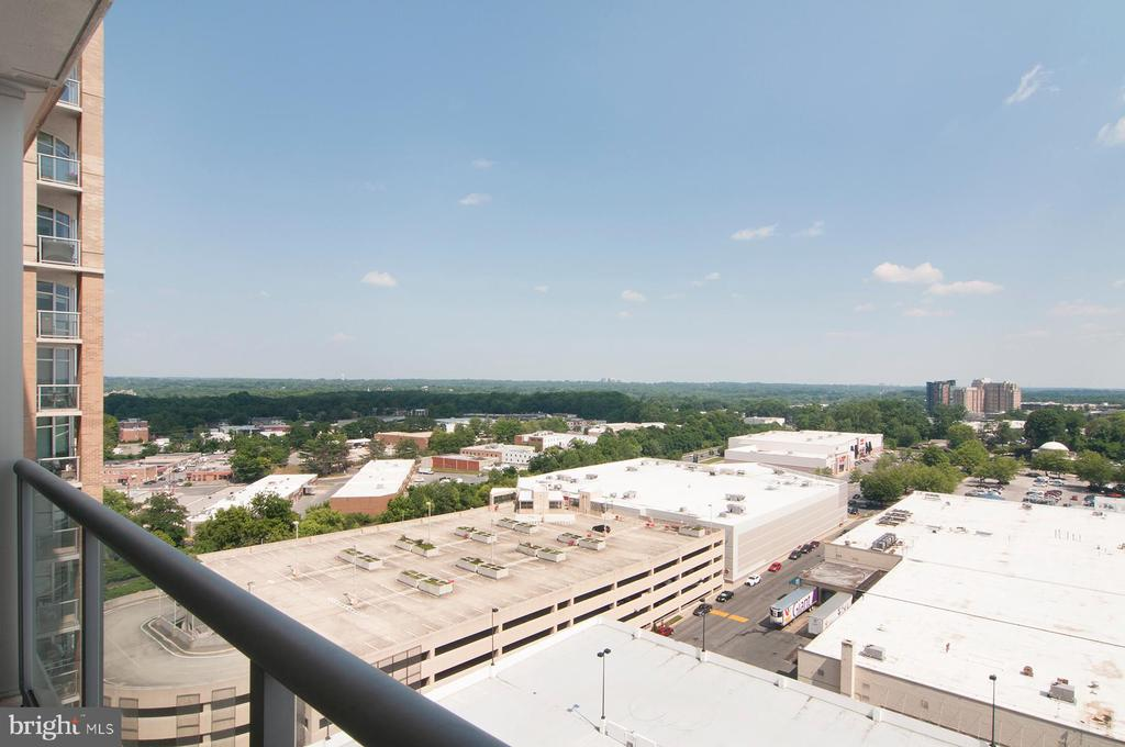Views from your home... - 5750 BOU AVE #1508, NORTH BETHESDA