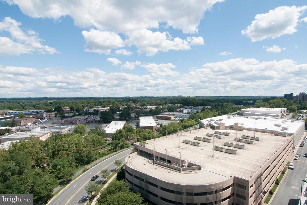 Views that go forever - 5750 BOU AVE #1508, NORTH BETHESDA