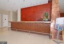 Front desk - 5750 BOU AVE #1508, NORTH BETHESDA
