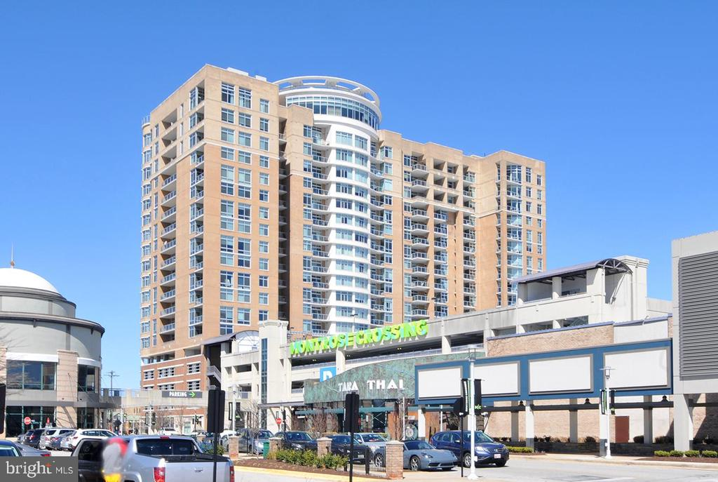 Welcome home! - 5750 BOU AVE #1508, NORTH BETHESDA