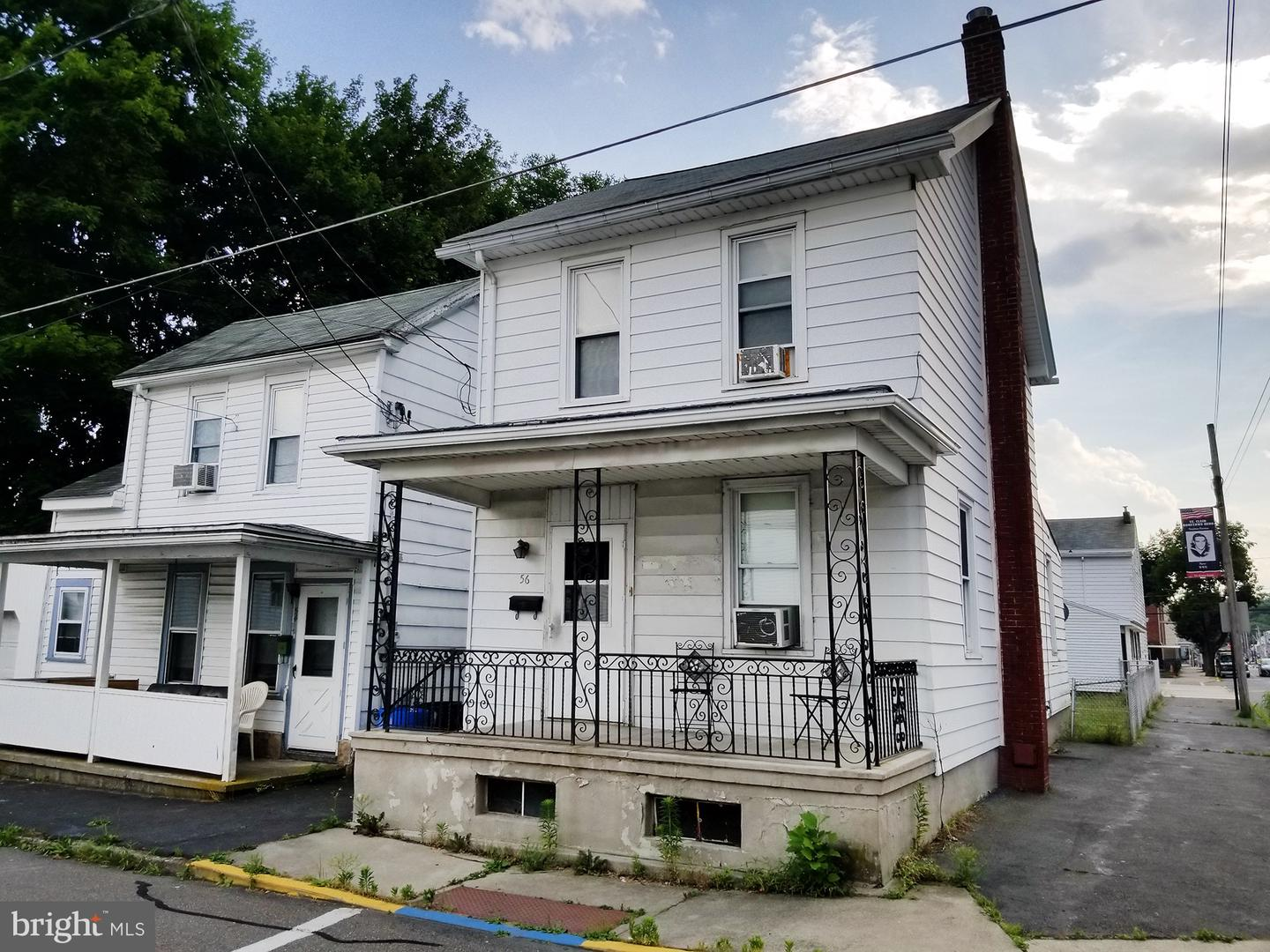 Multi Family for Sale at St. Clair, Pennsylvania 17970 United States