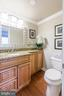 Half bath - 1300 CRYSTAL DR #306S, ARLINGTON