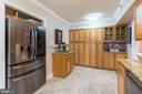 Remodeled Kitchen, tons of cabinets, coffee bar - 1300 CRYSTAL DR #306S, ARLINGTON