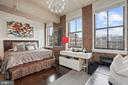 Master suite filled with abundant natural light. - 916 G ST NW #1004, WASHINGTON