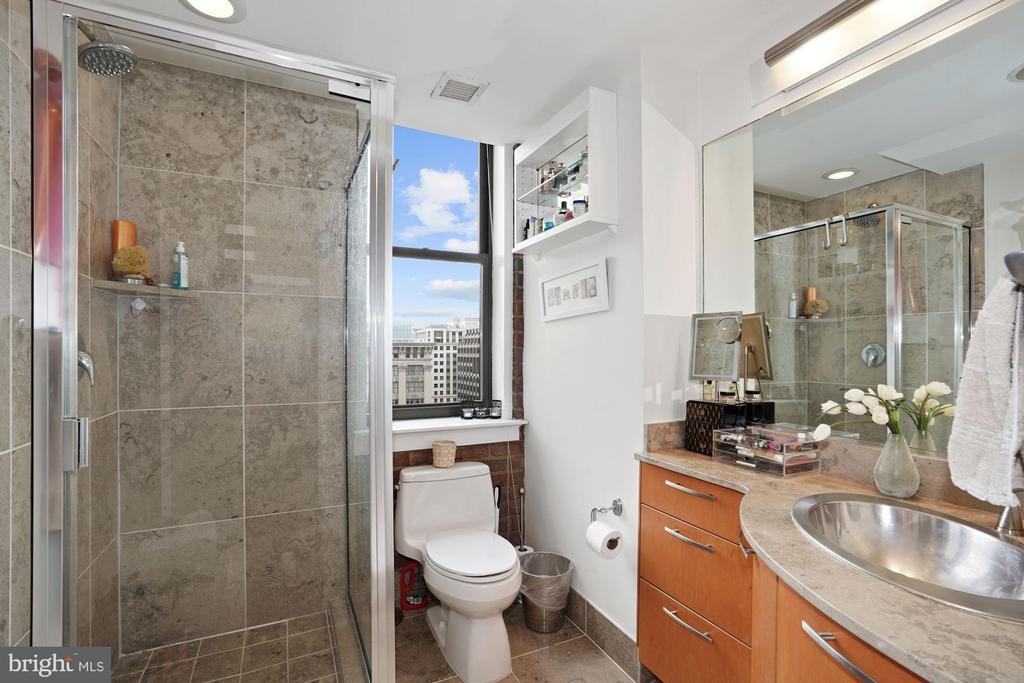 Second Full Bath. - 916 G ST NW #1004, WASHINGTON