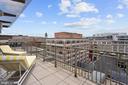 Large wrap-around balcony with fantastic views! - 916 G ST NW #1004, WASHINGTON