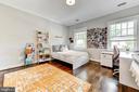 Secondary bedroom #2 - 4522 CHELTENHAM DR, BETHESDA