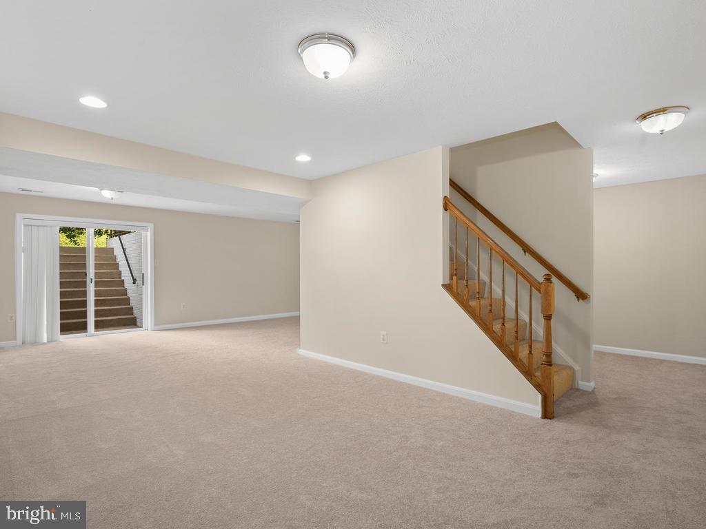 Fabulous Multi Use Spaces in the Finished Rec Room - 43820 LAUREL RIDGE DR, ASHBURN
