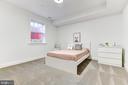 Bedroom #5,  the lower level - 4522 CHELTENHAM DR, BETHESDA