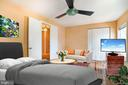 Note: Virtual staging - 1864 MURDOCK CT, FREDERICK