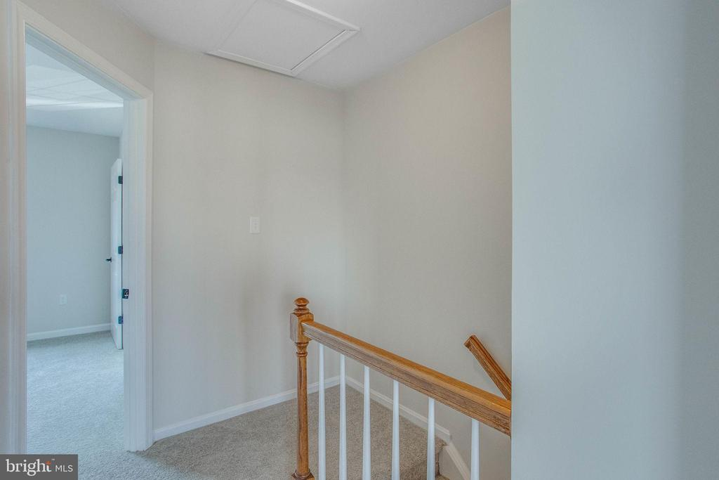 Upstairs landing - 106 PICADILLY LN, STAFFORD