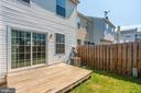 Perfect backyard for entertaining! - 106 PICADILLY LN, STAFFORD