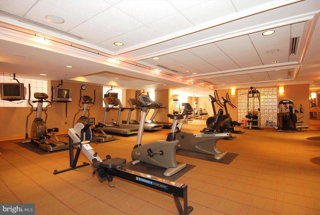 Fitness Center - 616 E ST NW #1155, WASHINGTON