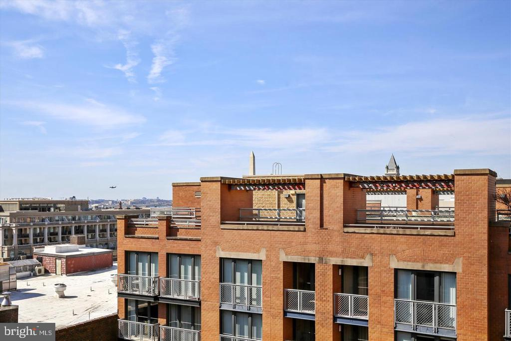 Rooftop View - 616 E ST NW #1155, WASHINGTON