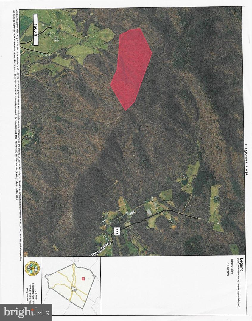Land for Sale at Crozet, Virginia 22932 United States