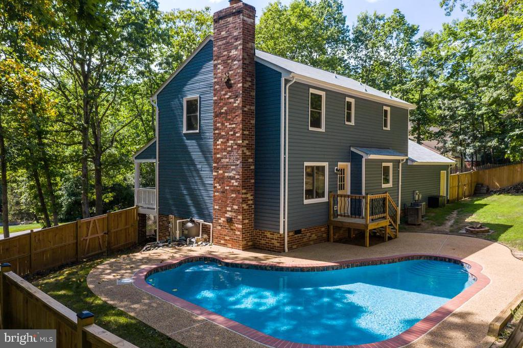 Pool, Recently Renovated - 3256 TITANIC DR, STAFFORD
