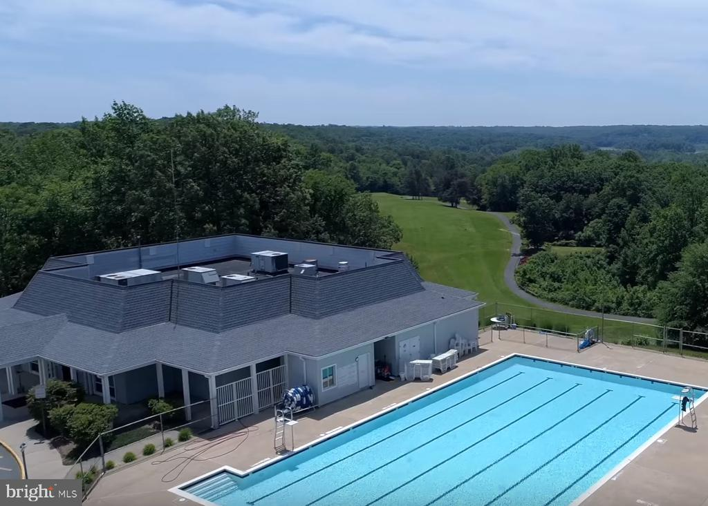 Olympic Size Community Pool - 3256 TITANIC DR, STAFFORD