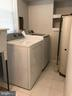 Laundry room - 7443 LONG PINE DR, SPRINGFIELD