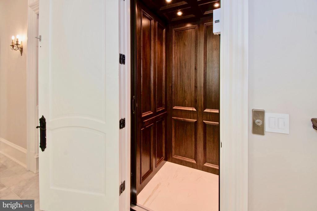 Elevator - 9305 INGLEWOOD CT, POTOMAC