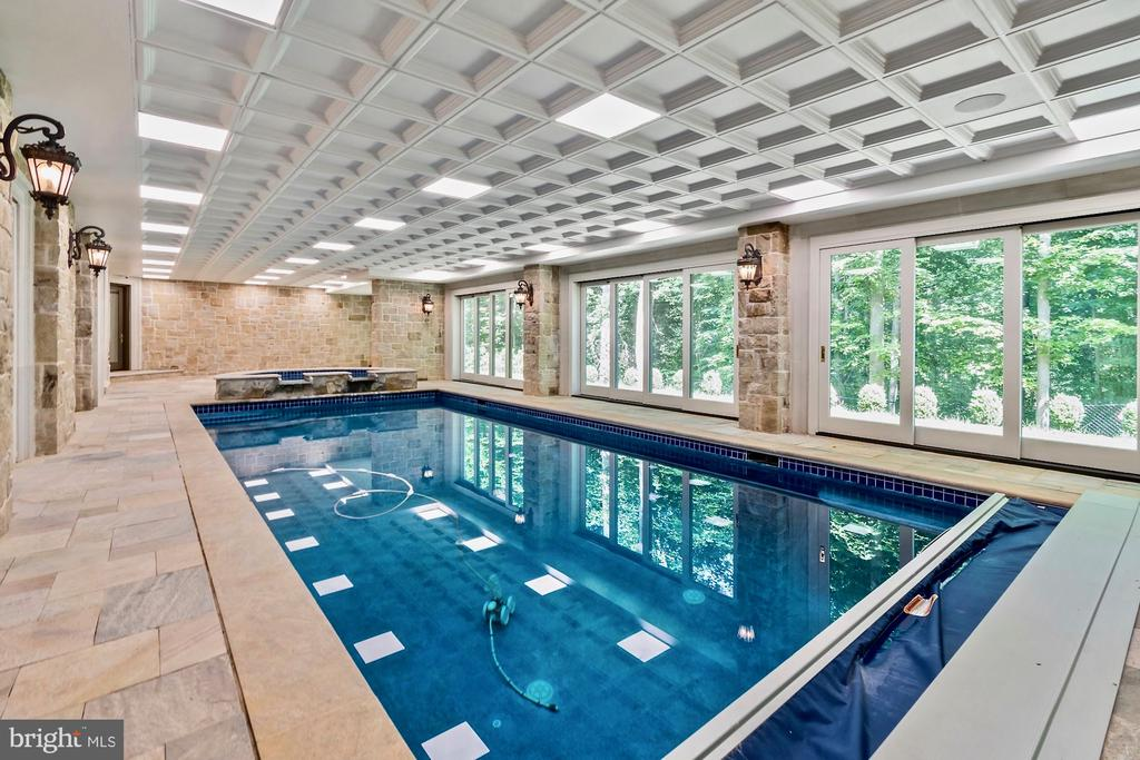 Pool - 9305 INGLEWOOD CT, POTOMAC