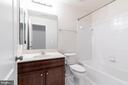 Hallway Bath - 43389 RICKENBACKER SQ, ASHBURN